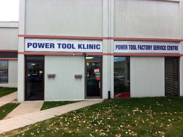 Power Tool Repair Calgary